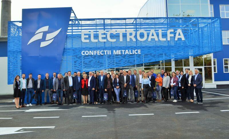 Electroalfa confectii metalice kaizen manager club