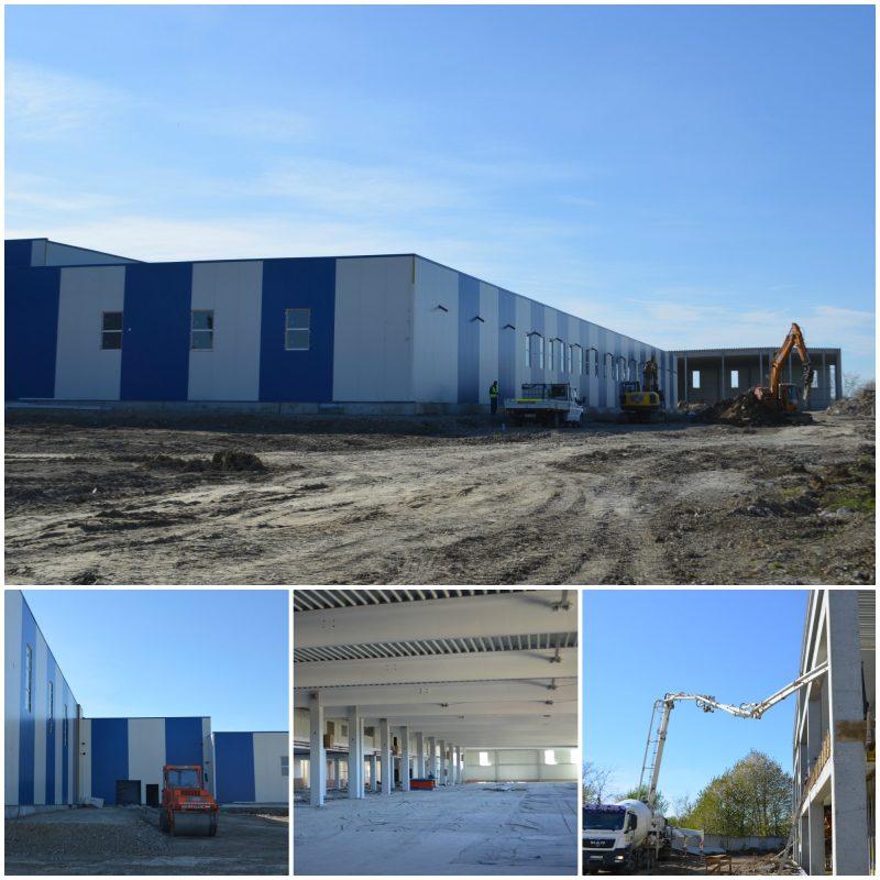Medium Voltage Factory Electroalfa E-House