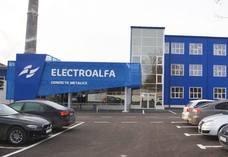 produse electroalfa pentru sistemul medical